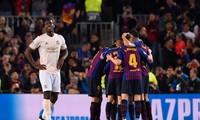 Thảm bại trước Barca, M.U lập kỷ lục tệ hại ở đấu trường châu Âu