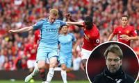 M.U khó có thể cản bước Man City để Liverpool có cơ hội vô địch Premier League.