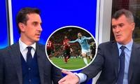 Gary Neville và Roy Keane thừa nhận M.U thua kém Man City.