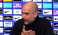 HLV Pep Guardiola muốn được cùng Man City nâng cao chiếc cúp Premier League sau lượt trận cuối.