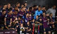 Giúp Barca vô địch La Liga, Messi lập kỷ lục chưa từng có