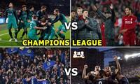 Chung kết Europa League và Champions League mùa giải này sẽ là cuộc nội chiến của các đội bóng Anh.