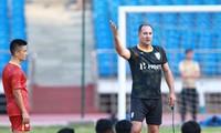 HLV Igor Promotionac muốn đánh bại Curacao và đụng độ Thái Lan ở trận chung kết.