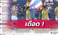 Các CĐV Thái Lan lên tiếng chỉ trích đội nhà vì để thua 2 trận tại King's Cup 2019.