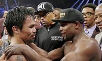 'Độc cô cầu bại' Floyd Mayweather sắp tái đấu với Manny Pacquiao