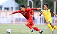 Báo châu Á hết lời khen ngợi U22 Việt Nam sau trận thắng đậm Brunei