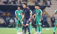 U23 Thái Lan đã giành vé vào tứ kết U23 châu Á 2020.