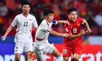 Quang Hải cùng các đồng đội đã phải nhận trận thua ngược đáng thất vọng trước U23 Triều Tiên.