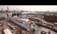 Cách nới rộng một con tàu đã hoàn thành