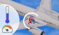 Máy bay cung cấp không khí cho hành khách như thế nào?