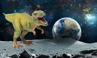 Sức mạnh của vụ va chạm có thể khiến xác khủng long văng lên Mặt Trăng.