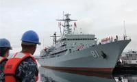 Hải quân Việt - Trung sắp tuần tra chung ở Vịnh Bắc Bộ