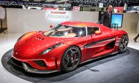 Siêu xe 1,9 triệu USD Koenigsegg Regera kiểm tra va chạm thế nào?