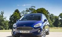 Top 10 mẫu xe bán chạy nhất ở Anh năm 2017