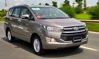 Toyota Innova thống trị phân khúc MPV tại Việt Nam