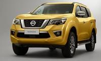 Nissan Terra 2018 - đối thủ của Toyota Fortuner lộ diện
