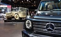 Mercedes vượt Toyota trở thành thương hiệu ôtô giá trị nhất thế giới