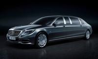 Mercedes-Maybach Pullman 2018 sẽ có giá bán hơn 600.000 USD