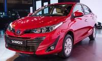 Toyota Yaris được trang bị 7 túi khí tiêu chuẩn ở Ấn Độ