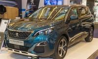 Peugeot 5008 2018 có giá bán gần 45.000 USD ở Malaysia