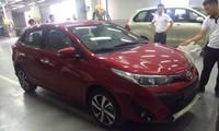 Toyota Yaris 2018 có thiết kế 'đẳng cấp và cảm xúc'.