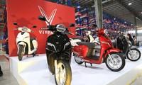 Xe máy điện đầu tiên của Vinfast trình làng, bán ra giữa tháng 11