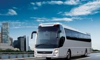 Hyundai Universe thế hệ mới ra mắt ở Việt Nam