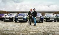 Tỷ phú Anh tậu 6 chiếc Rolls-Royce hơn 2,3 triệu USD