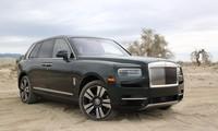 9 điểm nhấn đáng chú ý của Rolls-Royce Cullinan