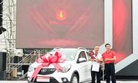 650 chiếc VinFast Fadil đến tay khách Việt