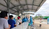 84 công nhân ở Tiền Giang dương tính SARS-CoV-2