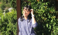 Nữ sinh chuyên Anh giành điểm 10 môn Văn và ước mơ theo đuổi nghệ thuật