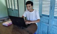 Chàng trai Vĩnh Long ẵm trọn ba điểm 10 ước mơ làm giáo viên
