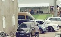 Nhiều xe biển xanh dự khai trương nhà nuôi yến của Chủ nhiệm UBKT Tỉnh uỷ