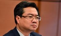 Thứ trưởng Bộ Xây dựng Nguyễn Thanh Nghị - Ảnh: Zing.vn