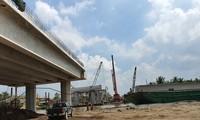 Thầu phụ thi công cao tốc Trung Lương- Mỹ Thuận bị tố 'chây ì' tiền nợ