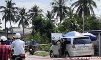 Thông tin mới nhất vụ chồng đâm 3 người thương vong để giải cứu vợ