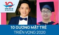 Thành tích 10 Gương mặt trẻ Việt Nam triển vọng năm 2020