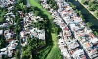 Nhà ổ chuột bu bám trên Thượng thành Huế sẽ trở thành dĩ vãng từ sau