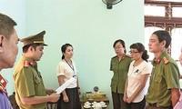 Nhiều cán bộ nhúng chàm vụ sửa điểm thi THPT 2018, công an đọc lệnh bắt giam cán bộ gian lận điểm thi ở Sơn La