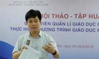 Ảnh: PGS.Nguyễn Xuân Thành