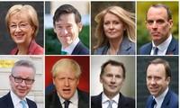 8 ứng cử viên tranh cử Chủ tịch đảng Bảo thủ và Thủ tướng AnhẢnh: The Guardian