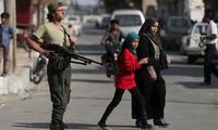 Chiến dịch tấn công của Thổ Nhĩ Kỳ nhắm vào lực lượng dân quân do người Kurd đứng đầuảnh: Reuters