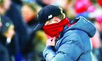 HLV Jurgen Klopp thất vọng với kết quả của Liverpool ở Champions League năm nay