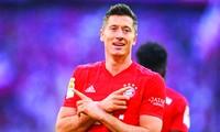 Lewandowski đe dọa vị thế của Messi - Ronaldo