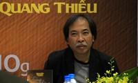 Nhà văn Nguyễn Quang Thiều: Cẩn trọng khi trao giải cho game