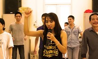 Lớp học nhảy đặc biệt của những người khiếm thị