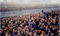 Hồng vệ binh với Mao tuyển