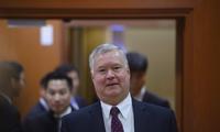 Thứ trưởng Ngoại giao Mỹ Stephen Biegun đến Seoul từ hôm qua Ảnh: Yonhap