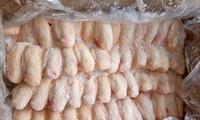Qua lấy mẫu kiểm tra, cơ quan Thú y Việt Nam chưa phát hiện virus SARS-CoV-2 trên cánh gà nhập khẩu vào Việt Nam Ảnh: Bình Phương